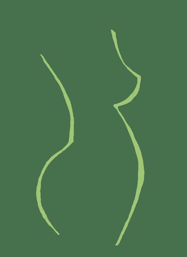 frauenkoerper-gruen